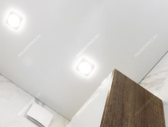 Подсветка в натяжных потолках KRAAB